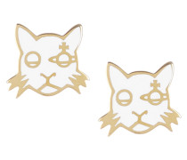 Kat Earring Gold Plated