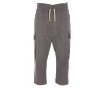 Samurai Trousers in Grey Check