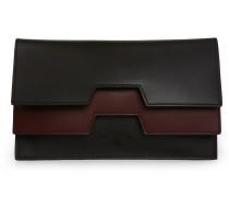 Anglomania Susie Clutch Bag 44020021 Black/Bordeaux