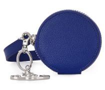 Johanna Round Coin Purse Orb Gadget 51070016 Blue