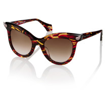 Diamante Horn Sunglasses VW871S-3RTO