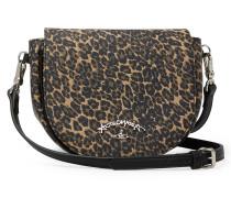 Anglomania Leopard Shoulder Bag 190039 Green