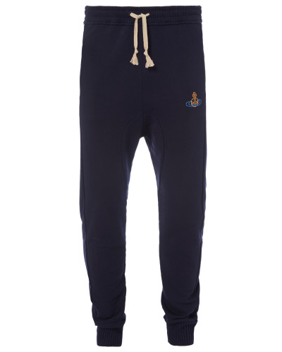 Skinny Sweatpants Navy