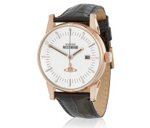 Black Finsbury Watch