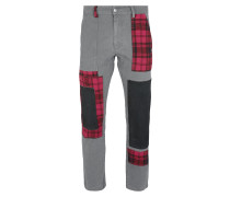 Anglomania Ruby Cargo Trousers Grey