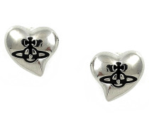 Anglomania Heart Stud Earrings