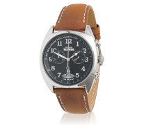 Hampstead Watch Silver/Black