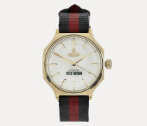 Mile End Watch Champagne/Black