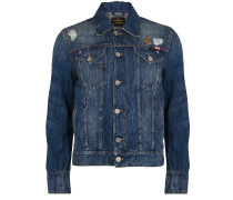 Anglomania New D.Ace Jacket Blue Denim