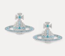 Kika Earrings Silver-Tone
