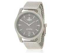 Silver Holborn Watch - One