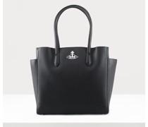 Johanna Large Shopper Black