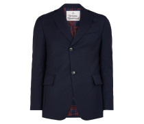 Peacock Jacket Navy