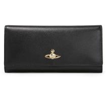 Opio Saffiano Wallet 321525 Black