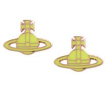 Neon Lemon Kate Earrings
