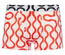 Red Squiggle Boxer Shorts