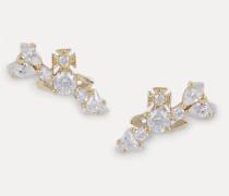 Blanchette Earrings Gold-Tone