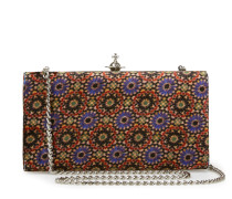 Large Parma Clutch Viscose/Silk Bag