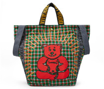 Anglomania Gummy Bear Runner Holdall Green Shuka