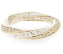 Sterling Silver Rozalia Ring Gold
