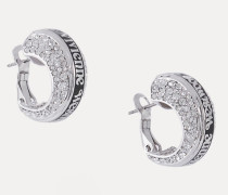Tamela Earrings Silver-Tone
