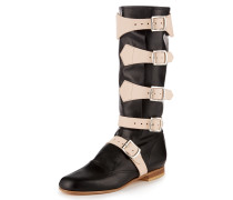 Black Vivienne Westwood Pirate Boots