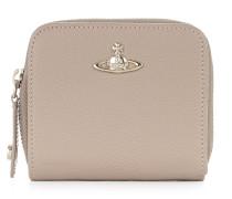 Medium Balmoral Zip Wallet 321509 Beige