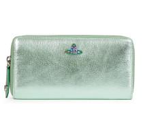 Venice Zip Round Wallet 321551 Green