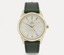 Seymour Watch Gold/Green