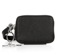 Anglomania Johanna Square Coin Purse With Orb Gadget 51070017 Black