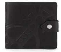 Man Giant Orb Wallet 51090001 Black