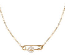 Jordan Small Pearl Necklace