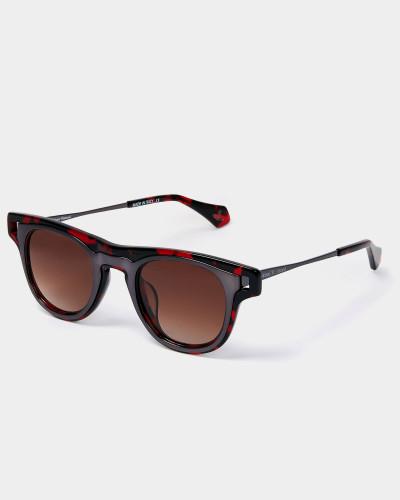 Wayfarer Sunglasses Red Tortoiseshell