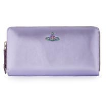 Venice Zip Round Wallet 321551 Purple
