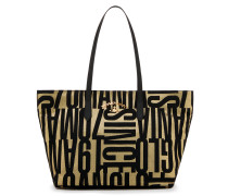 Anglomania Anglo Jacquard Black Bag 7103