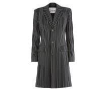 City Coat Black Stripes