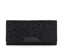 Anglomania Cheetah Wallet 51040001 Black