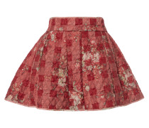 W.W. Miniskirt Red/Pink Old Roses