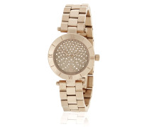 Rose Gold Westbourne Orb Watch - One