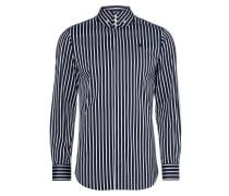 Mix Stripe Firm Krall Shirt