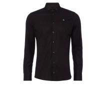 Vivienne Westwood Black Krall Polo Shirt Size 56
