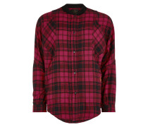 Anglomania Pierpoint Shirt Red Tartan