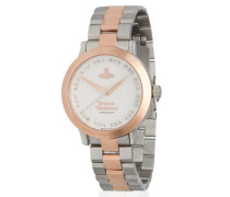 Rose Gold And Silver Bloomsbury Watch