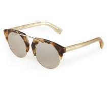 Tortoiseshell Browline Sunglasses VW960S2BBF 1-