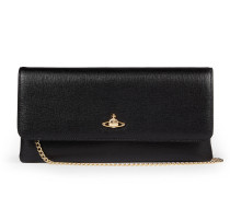 Saffiano Cltuch Bag 52020020 Black