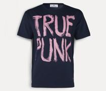 Man Punk T-Shirt Navy