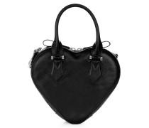 Anglomania Johanna Heart Handbag 42020028 Black