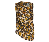 Anglomania Duo Blouse In Leopard