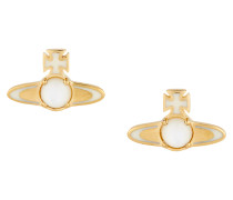 Yellow Gold Betsy Earrings