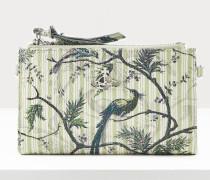 Kelly Phone Wallet Crossbody Bird Of Paradise Print